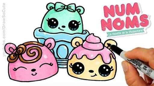 Num Noms With Images Cute Drawings Cute Kawaii Drawings