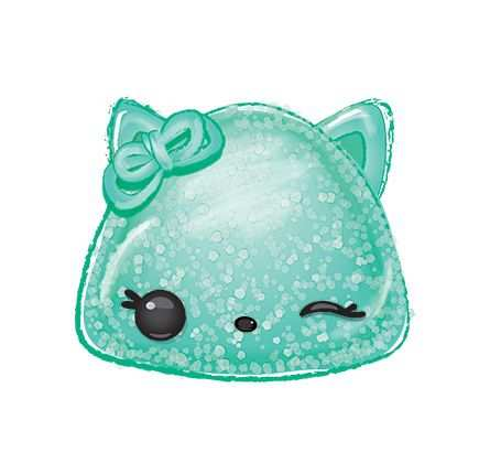 Mint Gummy Stamp It Character Num Noms Speelgoed