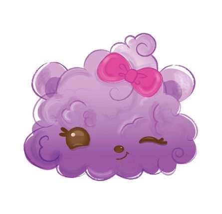 Berry Puffs Character Num Noms Verjaardag Feest