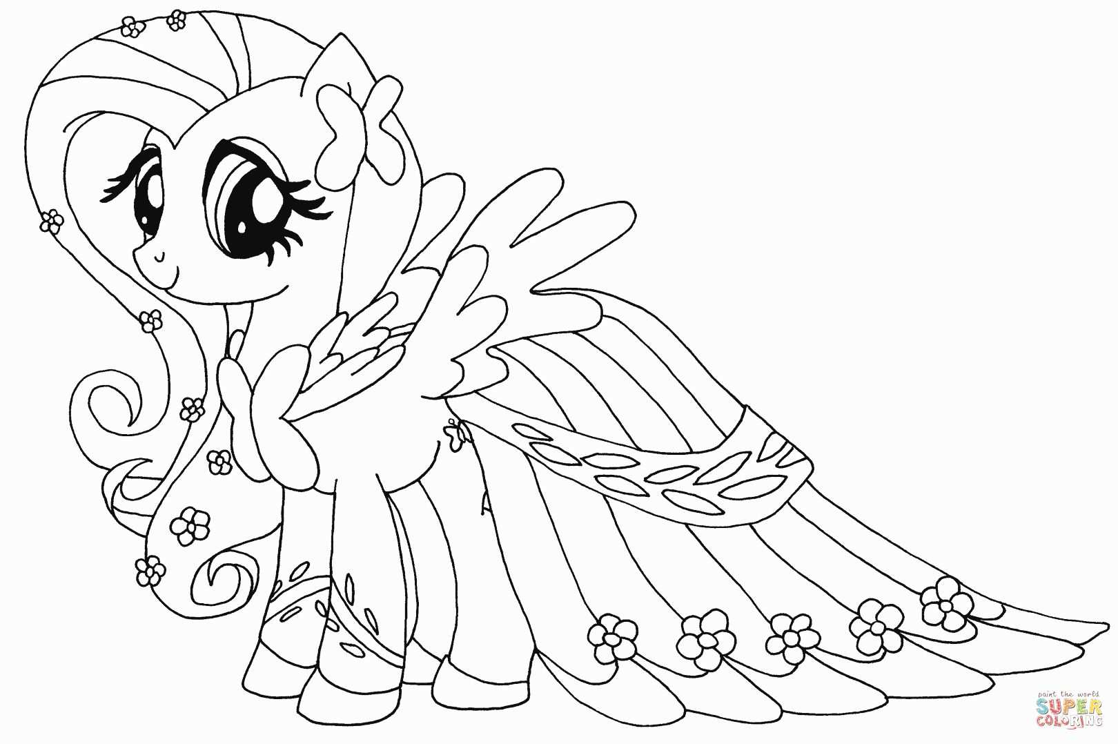 My Little Pony Drawing Book Luxury Coloring Books Coloring Books