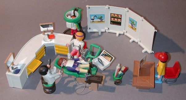 Playmobil Dentist Google Search