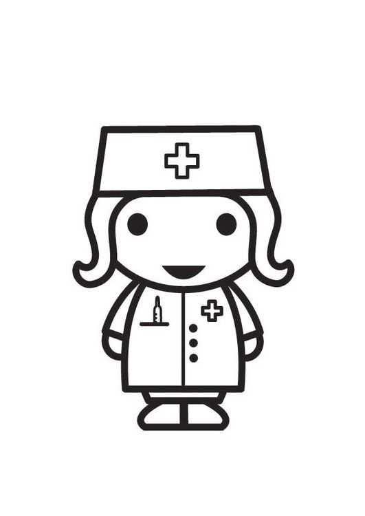 playmobil kleurplaat ziekenhuis