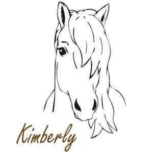 Pin Op Paarden Eenhoorn Kleurplaat