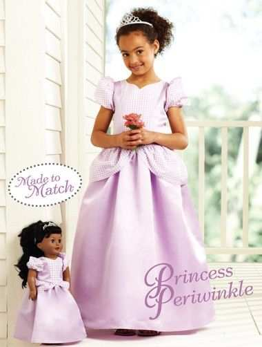 Kwiksew 3903 Patronen Voor Meisjeskleding Prinsessenjurk
