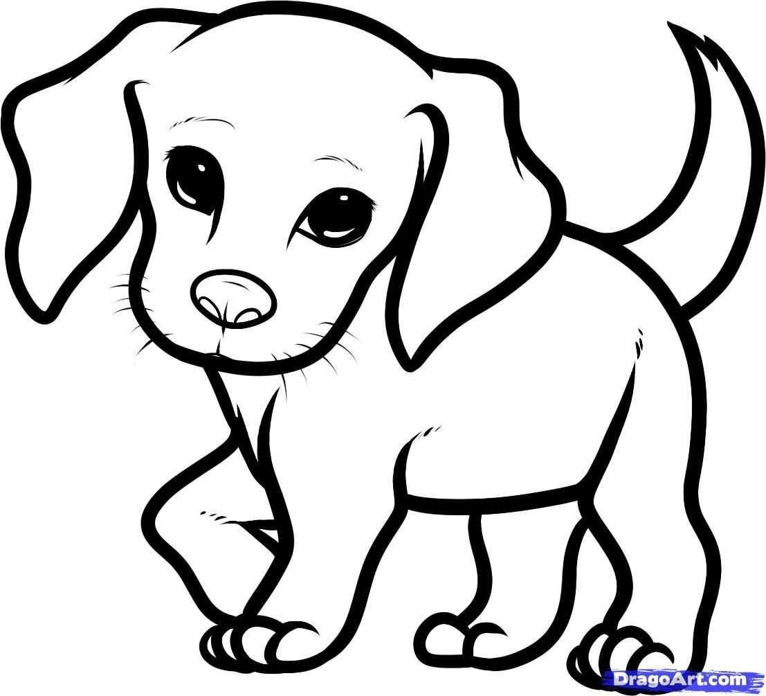 Afbeeldingsresultaat Voor Easy Drawing Beagle Met Afbeeldingen