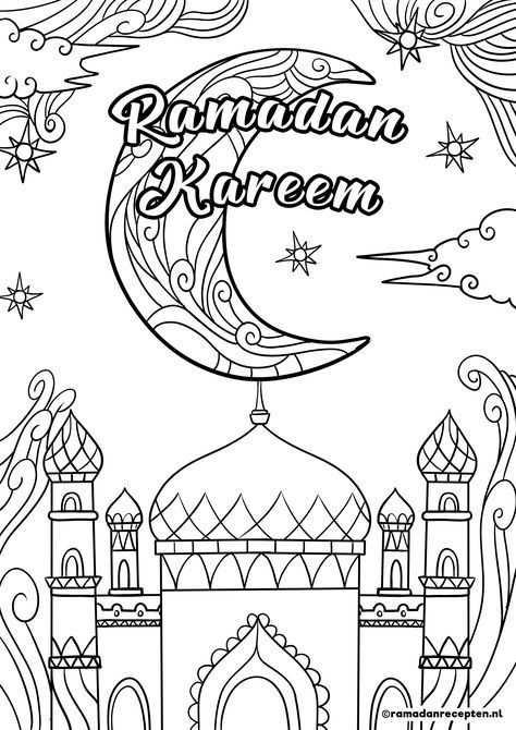 Freebie In 2020 With Images Ramadan Activities Ramadan Kids