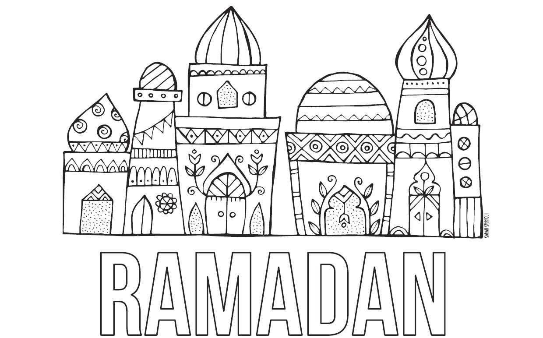 Ramadan And Eid In 2020 Ramadan Fur Kinder Ramadan Dekorationen