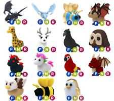 Roblox Adopt Me Legendary Ride Fly Neon Pets And Items In 2020