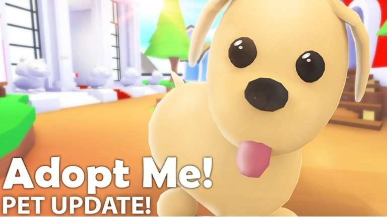 3 Pets Adopt Me Roblox With Images Pets Adoption