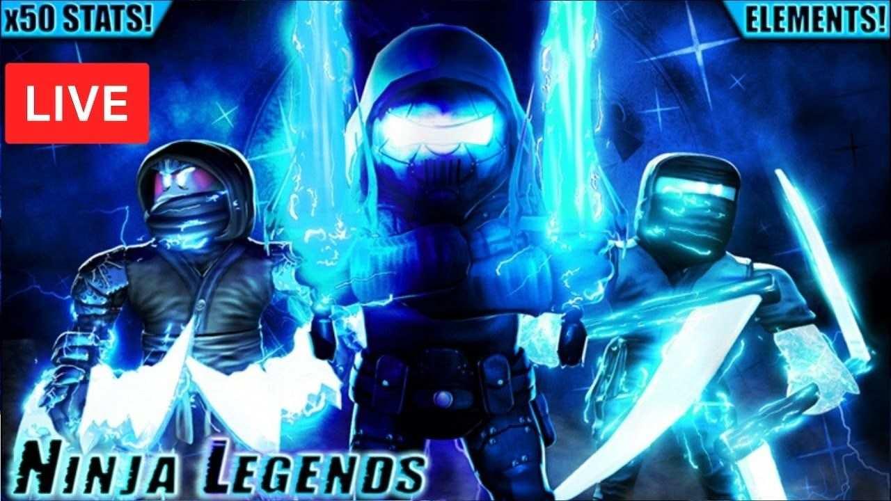 Update Altar Of Elements Z Master Giveaway Ninja Legends
