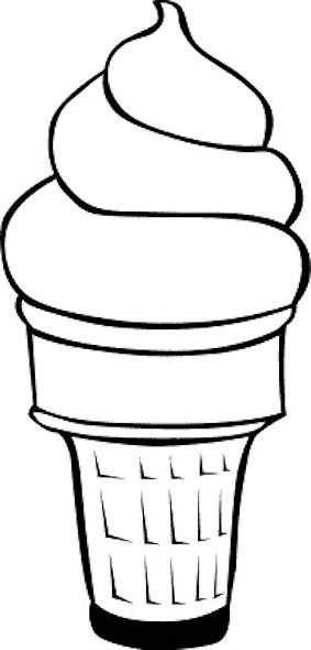 8 Super Cute Ice Cream Crafts Met Afbeeldingen Kleurplaten