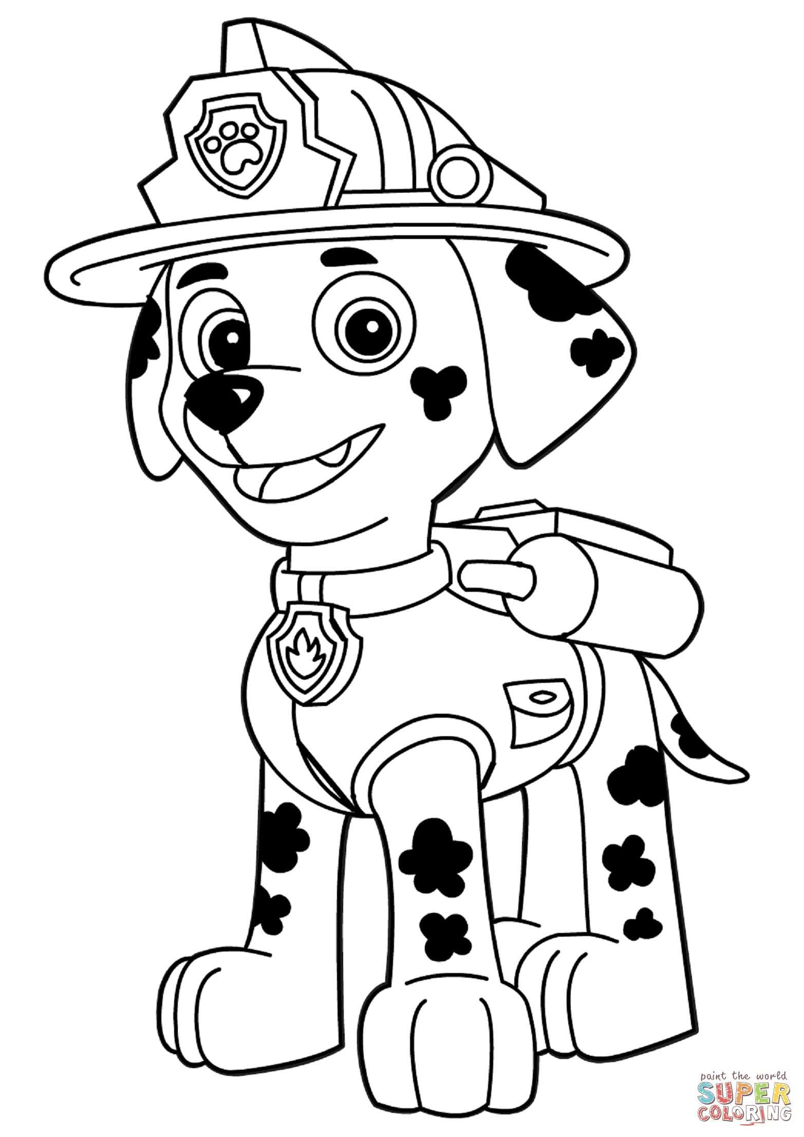 Image Result For Paw Patrol Clip Art Black And White Clipart For