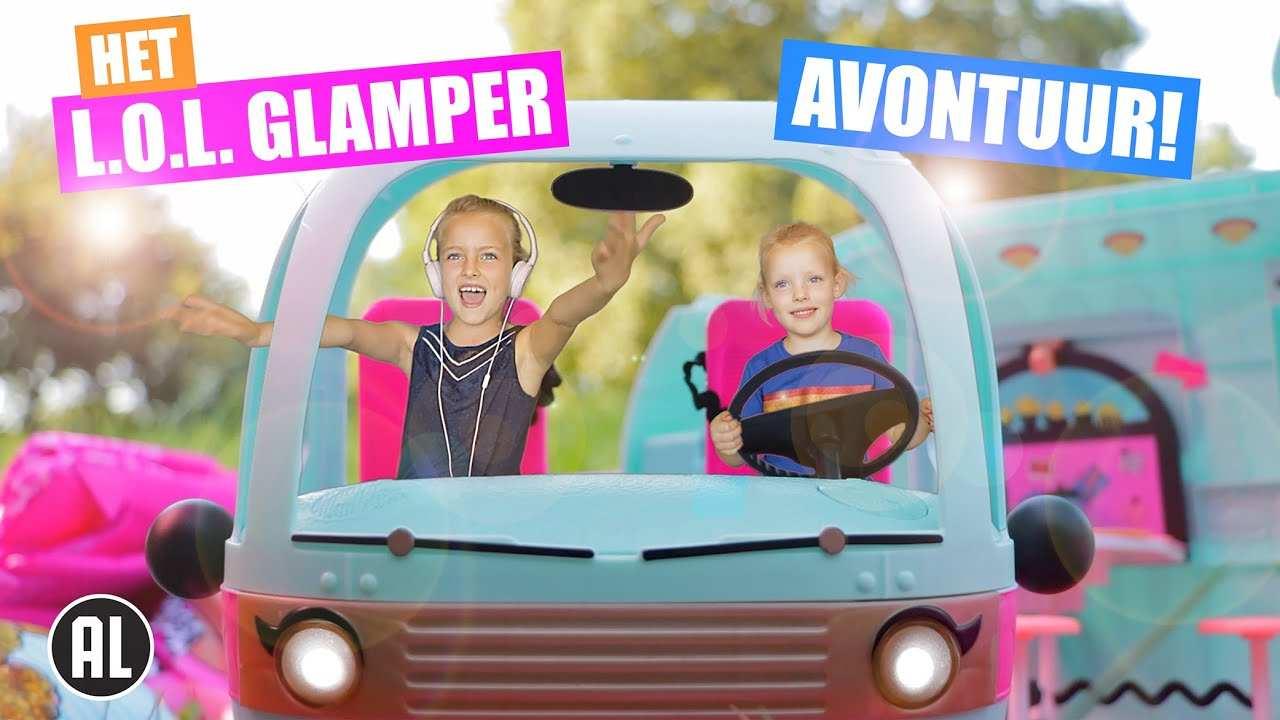 De Zoete Zusjes En Het L O L Glamper Avontuur Film