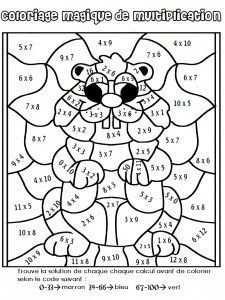Afbeeldingsresultaat Voor Kleurplaten Tafels Oefenen Tafels