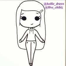 Afbeeldingsresultaat Voor Kawaii School Meisje Tekenen Kawaii