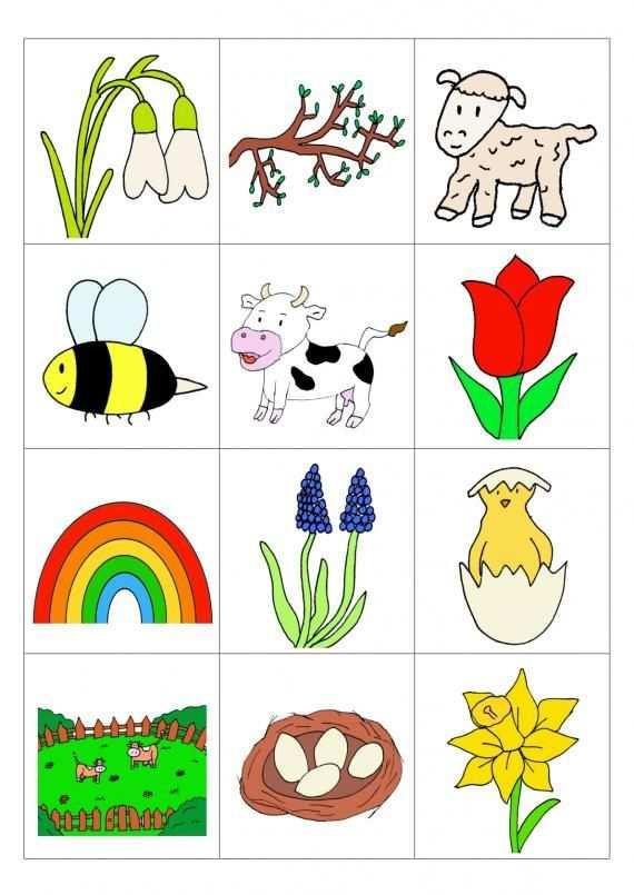 Lente Knutsels Deel 3 Kleurplaten Lente Knutsels Thema 3