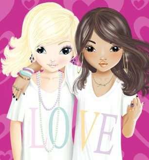 Das Sind Meine Lieblings Topmodels Talita Und Louise Meisjes