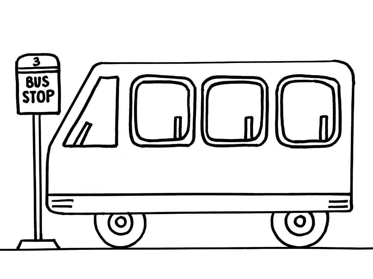 Kleurplaten Vervoer Voertuigen Vervoersmiddelen Met Afbeeldingen