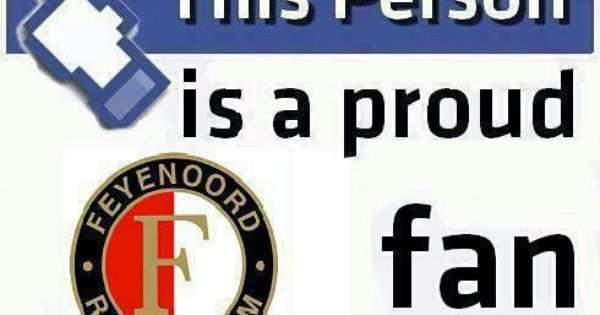 A Proud Fan Rotterdam Football En Voetbal