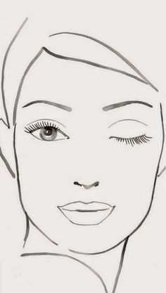 Descubra Tudo Sobre A Face Chart No Post Completo Do Blog Croqui