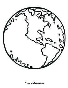 Landen Downloads Met Afbeeldingen Bijbelknutselwerk Wereldbol