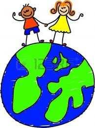 Afbeeldingsresultaat Voor Kleurplaat Wereldbol Met Afbeeldingen