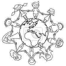 Afbeeldingsresultaat Voor Kleurplaat Wereldbol Mandala