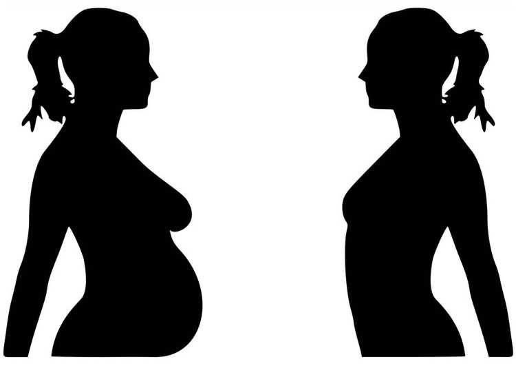 Kleurplaat Zwangerschap Gratis Kleurplaten Om Te Printen